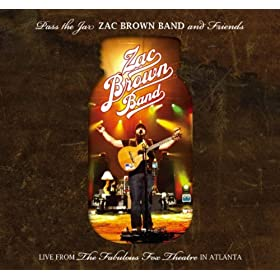 Zac Brown Band & Friends – Pass the Jar