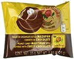 Mazapan cubierto de Chocolate (16 pie...
