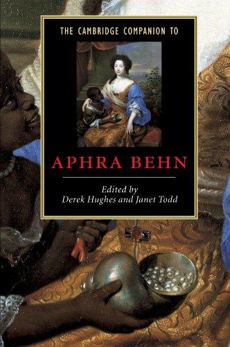 The Cambridge Companion to Aphra Behn (Cambridge Companions to Literature)