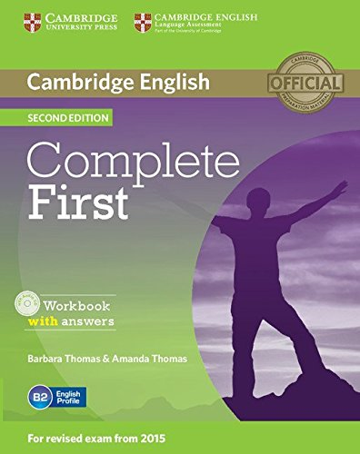 Complete First Workbook with Answers with Audio CD Second Edition