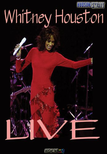 Whitney Houston Live [DVD] [2008] [Region 1] [US Import] [NTSC]