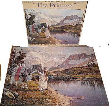 the-princess-indian-princess-by-roger-cooke-500-piece-puzzle-dated-1984