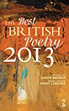 The Best British Poetry 2013