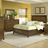 Paragon Panel Bedroom Collection Size: Queen