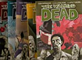img - for The Walking Dead Volumes 1-5 SET (Days Gone Bye, Miles Behind Us, Safety Behind Bars, The Heart's Desire, The Best Defense) book / textbook / text book