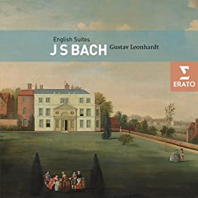 6 English Suites BWV806-811, No. 5 in E minor BWV810: Passepied I (en Rondeau) et II