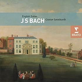 6 English Suites BWV806-811, No. 2 in A minor BWV807: Sarabande
