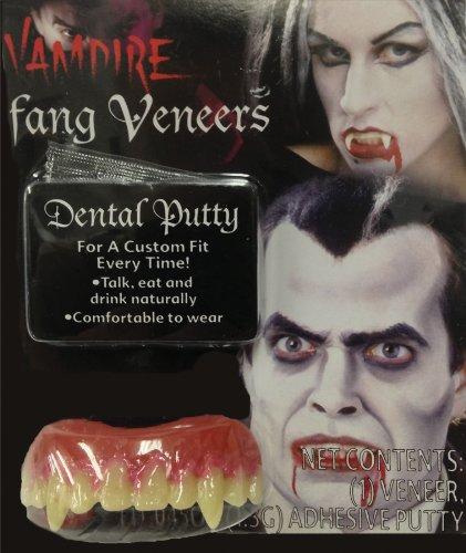 Teeth Veneer Vampire - 1