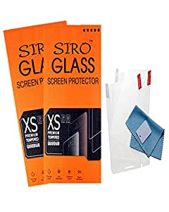Combo of 2 Tempered Glass for Micromax Bolt S300