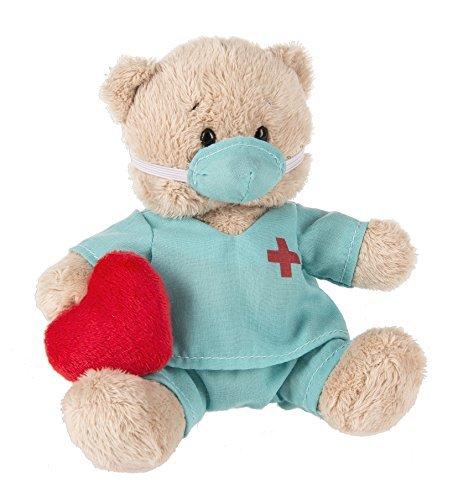 Ganz Hospital Bear -Doctor Plush (Doctor Bear compare prices)
