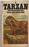 Tarzan 09: Tarzan and the Golden Lion