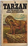 Tarzan and the Golden Lion (0345030079) by Burroughs, Edgar Rice