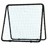 Slazenger Double Rebound Net Catch Response Trainer Cricket Rebounder