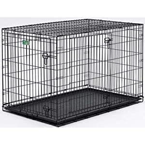Dog Supplies I Crate Double Door by Midwest Metal Products Co. (Midwest Homes)