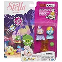Angry Birds Stella Telepods Treats Pack Exclusive Figure Multi-Pack [Luca & Poppy]