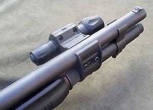Elzetta Tactical Shotgun Flashlight Mount by Elzetta