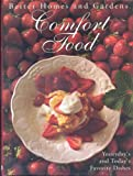 img - for Better Homes and Gardens Comfort Foods book / textbook / text book