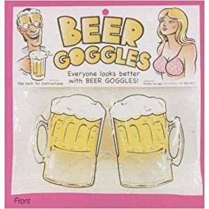 Beer Goggles: Amazon.co.uk: Toys & Games