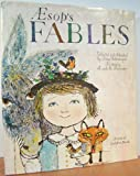 Aesops Fables.  A Giant Golden Book