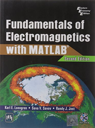 Fundamentals Of Electromagnetics 2nd Editionwith Matlab