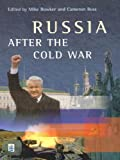 img - for Russia after the Cold War book / textbook / text book