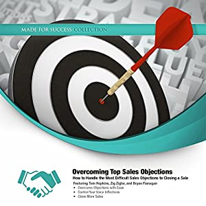 Overcoming Top Sales Objections Audiobook