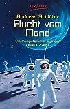 Flucht vom Mond: Ein Computerkrimi aus der Level 4-Serie