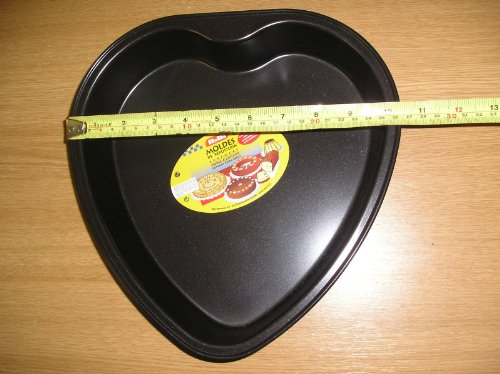 heart shape cake tin SHAPED SANDWICH TIN MOULD 24 cm