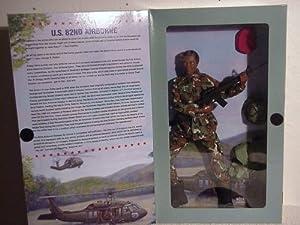 "12"" GI Joe Classic Collection GI Jane U.S. 82nd Airborne African-American Female Soldier Action Figure (1998 Hasbro)"