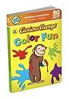 LeapFrog Tag Junior Book Curious George Color Fun