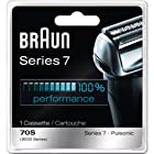 Braun Series 7 Combi 70S Cassette Replacement Pack (Formerly 9000 Pulsonic)-Two Count