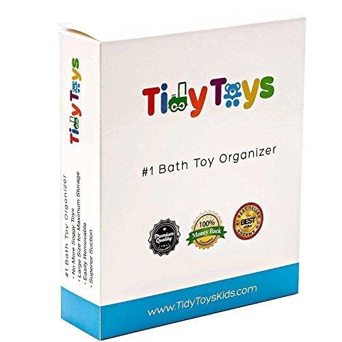 Organizador Juguetes Baño:Bath Toy Organizer