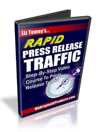 Rapid Press Release Traffic Video Training + Big Bonus