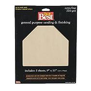 Ali Ind. 330159 Do it Best Aluminum Oxide Sandpaper-220C A/O SANDPAPER