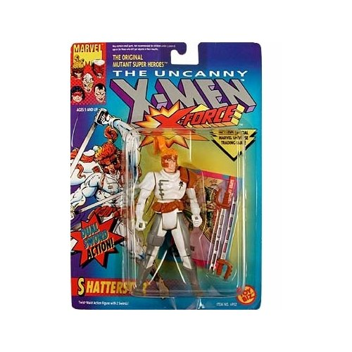 X-Men: X-Force Shatterstar Action Figure