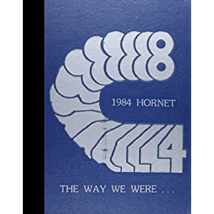 (Reprint) 1984 Yearbook: South Side High School, Bee Branch, Arkansas South Side High School 1984 Yearbook Staff