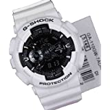 G-Shock GA-110 Garish Trending Series Men's Luxury Watch - White / One Size