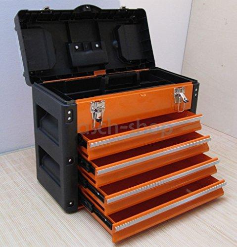 METALL-Werkzeugkasten-Werkzeugkiste-Werkzeugkoffer-Werkzeugbox-8x-3061BB-von-AS-S