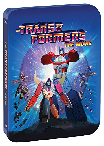 Transformers: The Movie (Limited Edition 30th Anniversary Steelbook) [Blu-ray] by Shout! Factory