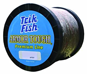 Trik Fish 001LB01005 Camo Mono 1-Pound Spool 10-Pound, 6000-Yards by Trik Fish