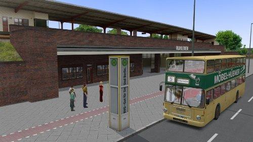OMSI 2 The Omnibus Simulator screenshot