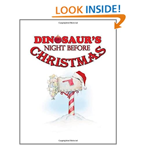 Dinosaur's Night Before Christmas (The Night Before Christmas Series)