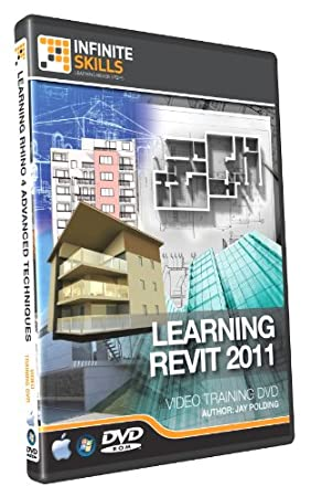 Learning Revit Architecture 2011 - Training DVD. 8 hours of Tutorial Videos