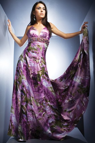 Stunning Lilac Dresses by Tony Bowls Evenings