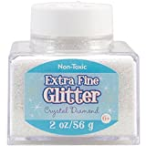 Sulyn 2oz. Glitter Stacker Jar - Crystal Diamond