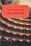 Don Giovanni: Vocal Score
