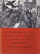 Catalogue of the Paintings in the J. Paul…