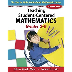 Teaching Student-Centered Mathematics: Grades 3-5 Volume 2(Teaching Student-Centered Mathematics Series) (Paperback)