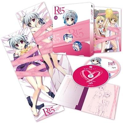 R-15 Blu-ray 第4巻 初回限定生産版 『謡江とシャイニー☆セット』