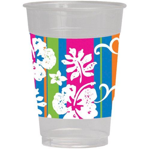 Bahama Breeze 16oz Plastic Cups